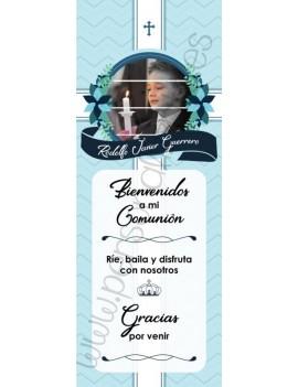 Xbanner Comunión Cruz Foto...