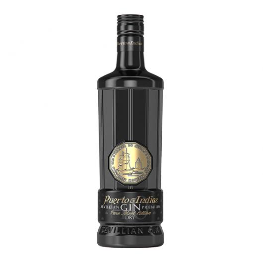 Puerto de Indias mini 50ml Pure Black Edition