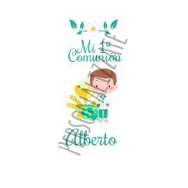 Caliz Niño Cartel impreso...