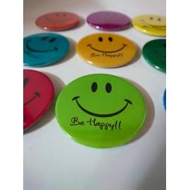Chapas colección Happy para...