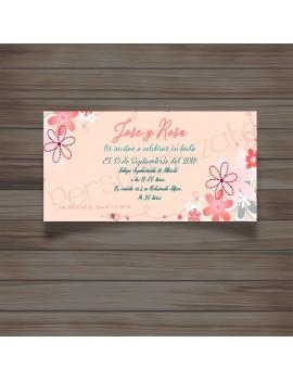 Invitación Pinkflow