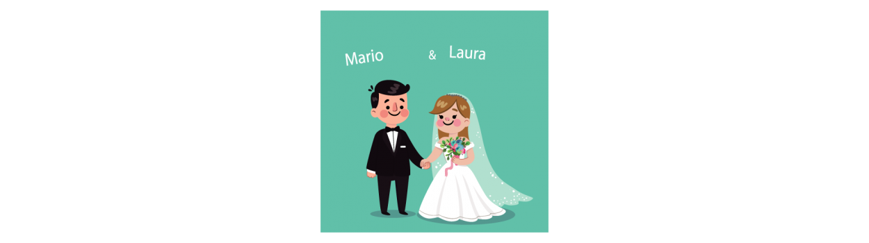 Comprar invitaciones de boda personalizadas online
