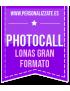 Photocall Lonas Gran Formato